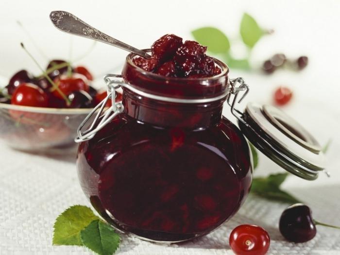 Как из вишни сварить вкусное варенье из