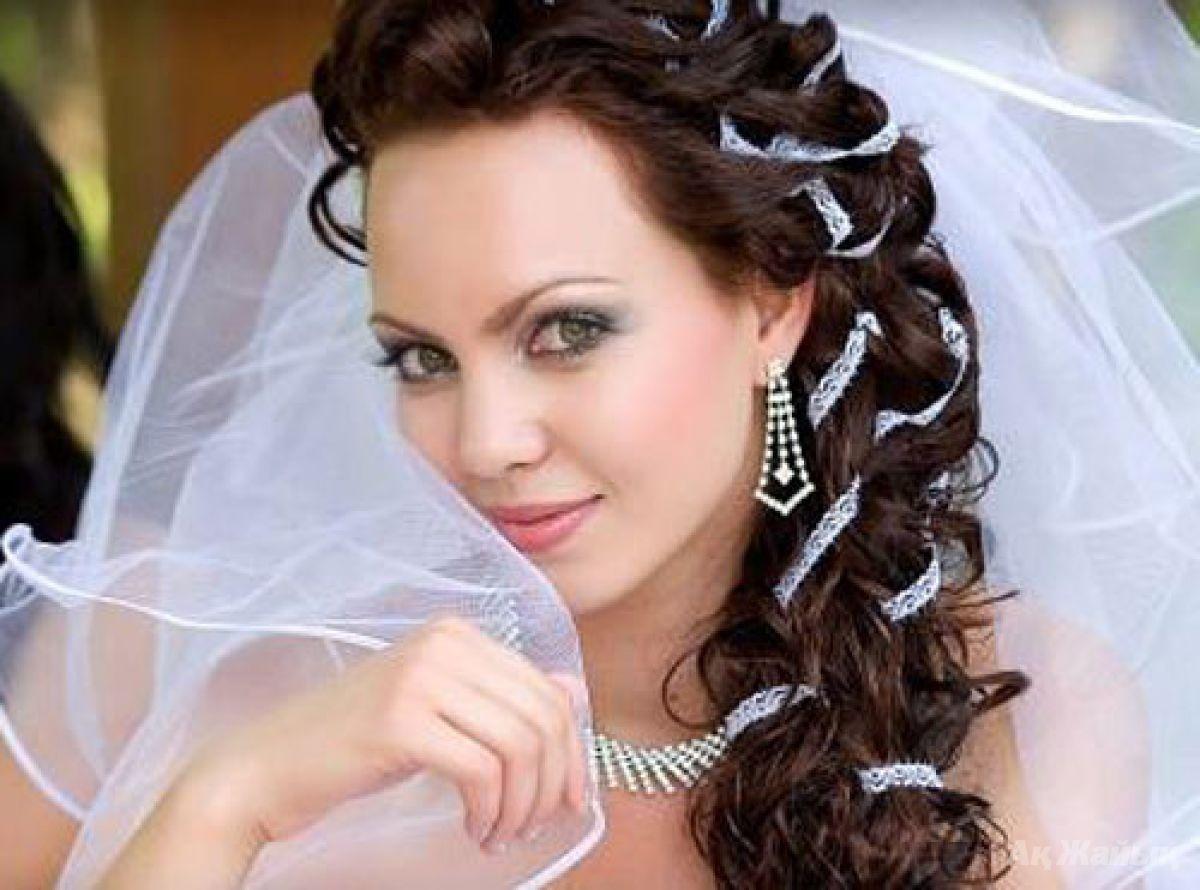 свадебные прически что это