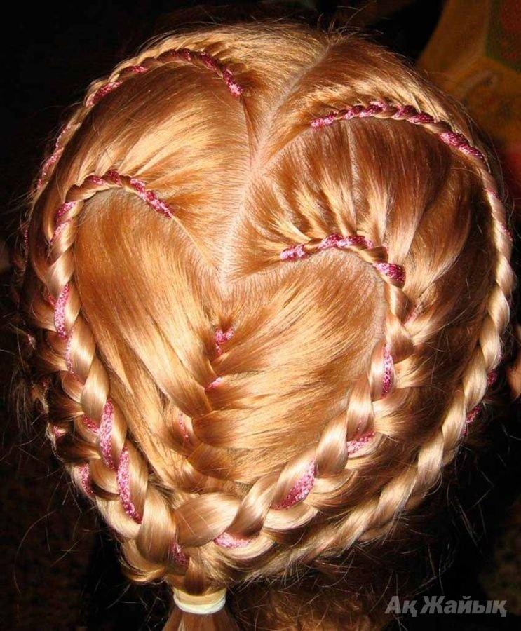 Плетение двух косичек для девочек пошагово для начинающих