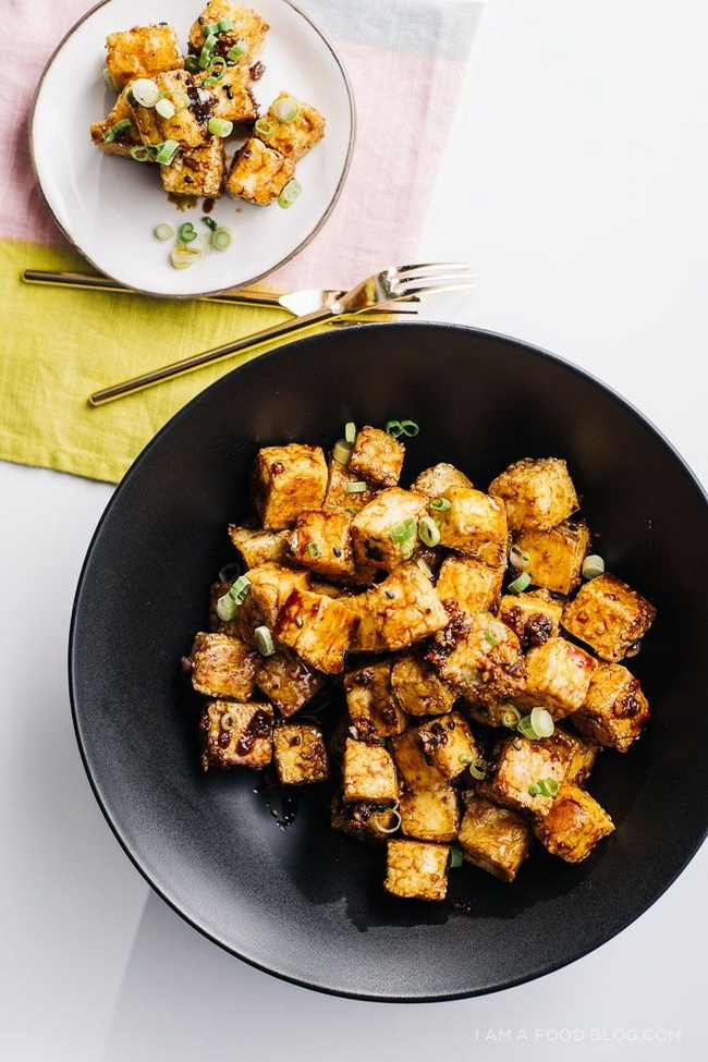 Рецепты блюд из сыра тофу