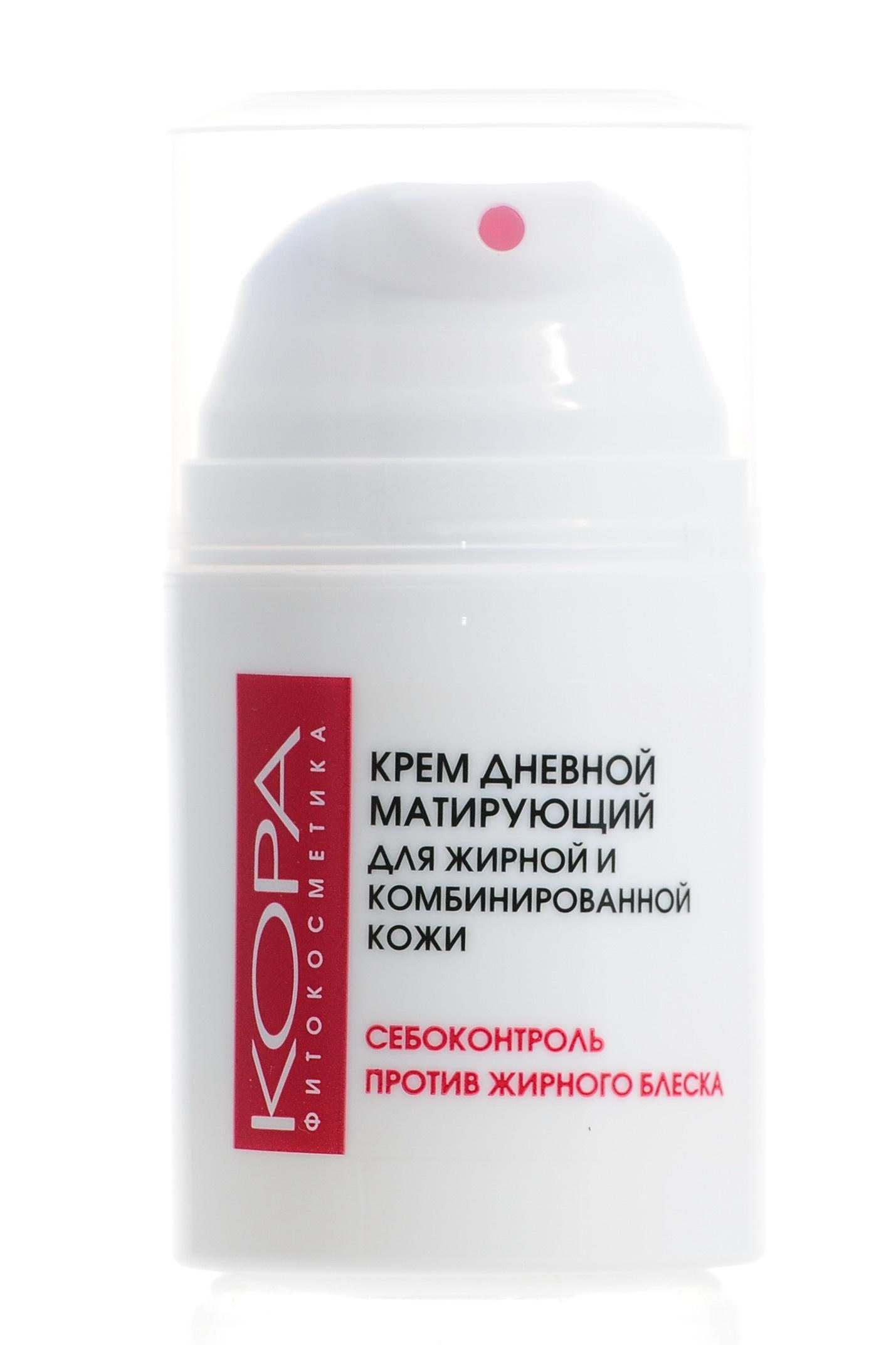 Крема кора для проблемной комбинированной кожи