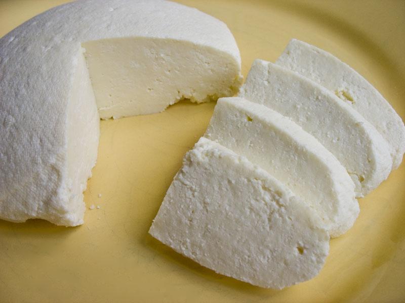 Брынза из молока в домашних условиях рецепт с фото