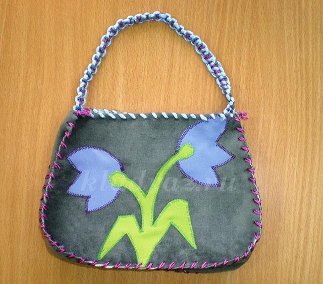Разные сумки своими руками для девочек
