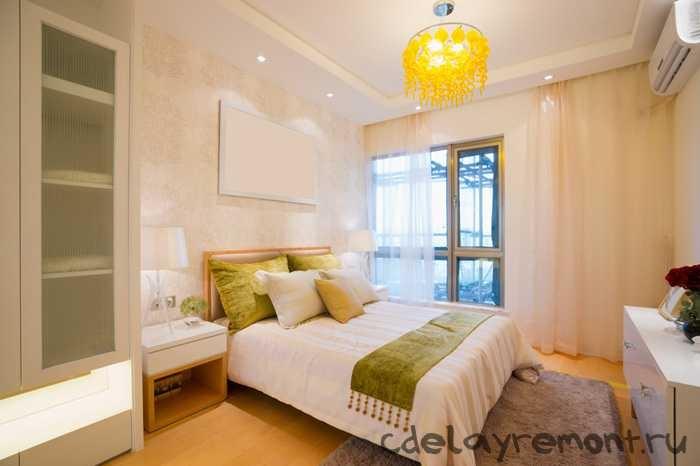 Интерьеры простые спальни фото