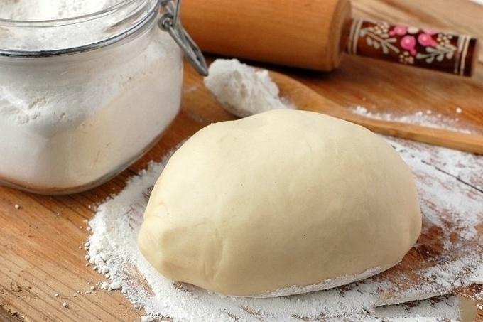 Как сделать на кефире тесто для вареников