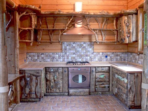 Фасад кухни своими руками с фото