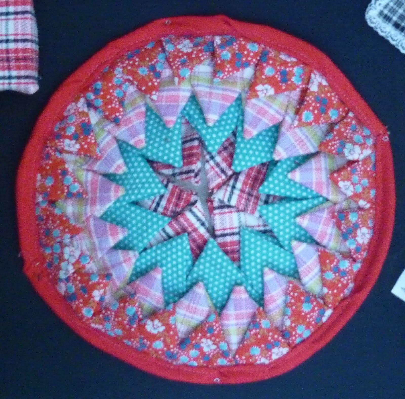 Лоскутное шитьё коврика - карточка от пользователя vel.win в Яндекс.Коллекциях