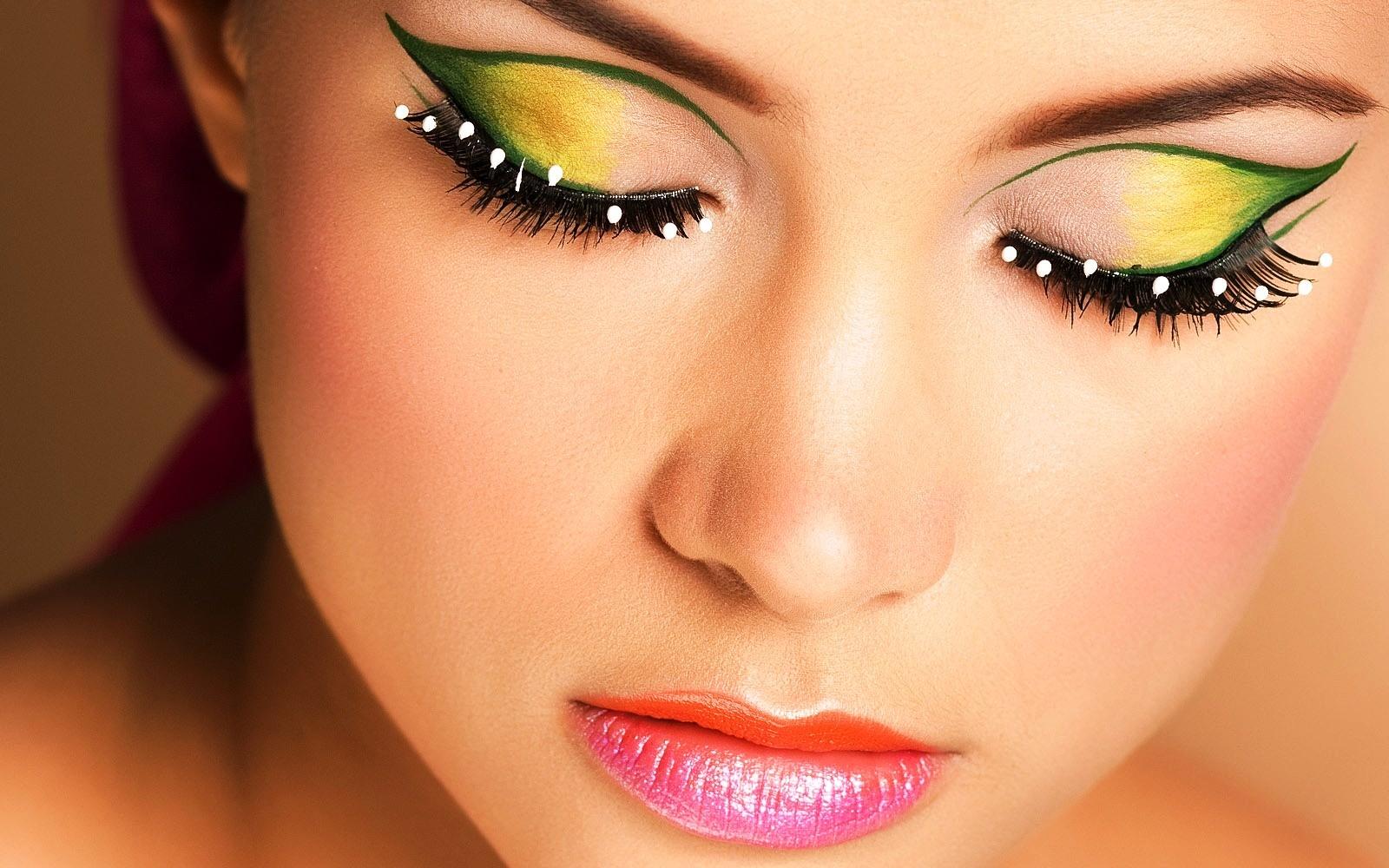 Фото макияжа стрелки