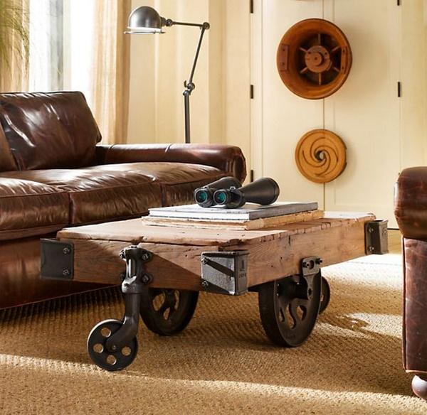 Мебель в стиле своими руками