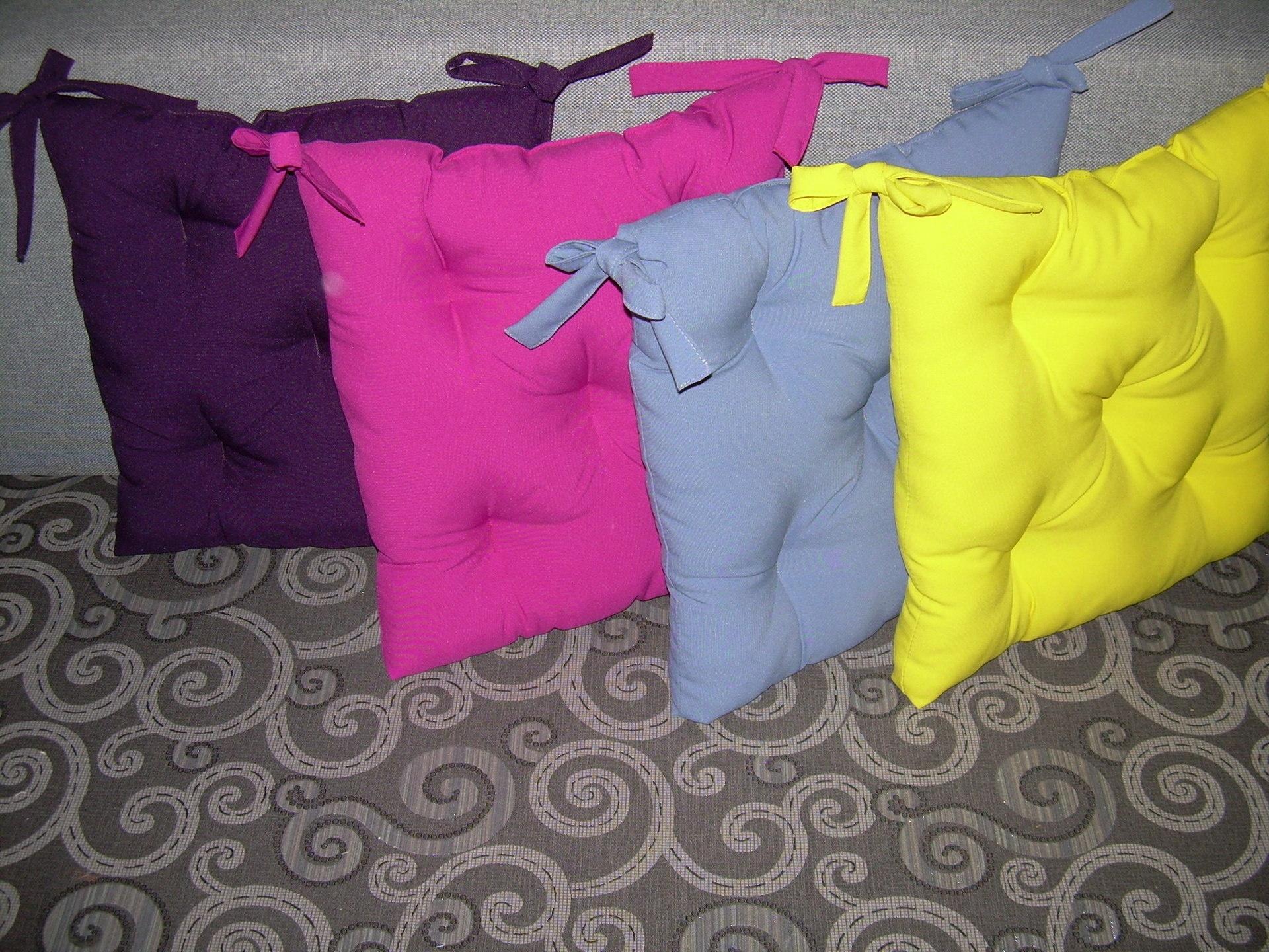 Подушка на стул своими руками выкройка
