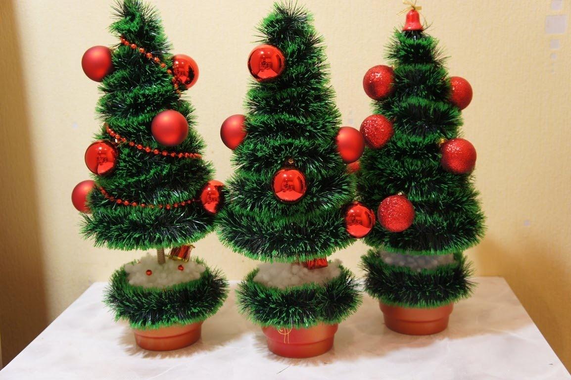 Лучшая новогодняя елка своими руками