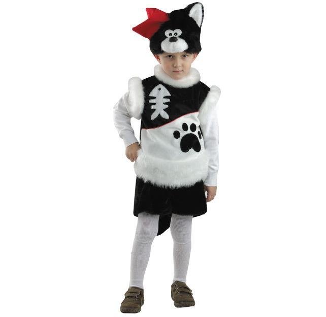 Как сделать костюм кошки для куклы