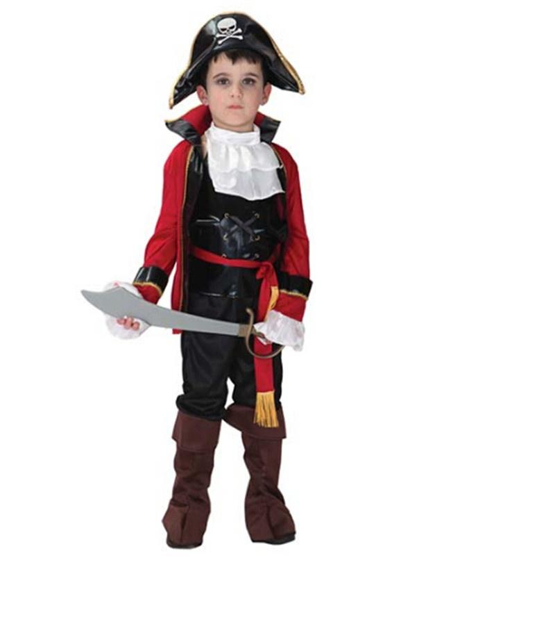 Костюмы пиратов для детей своими руками