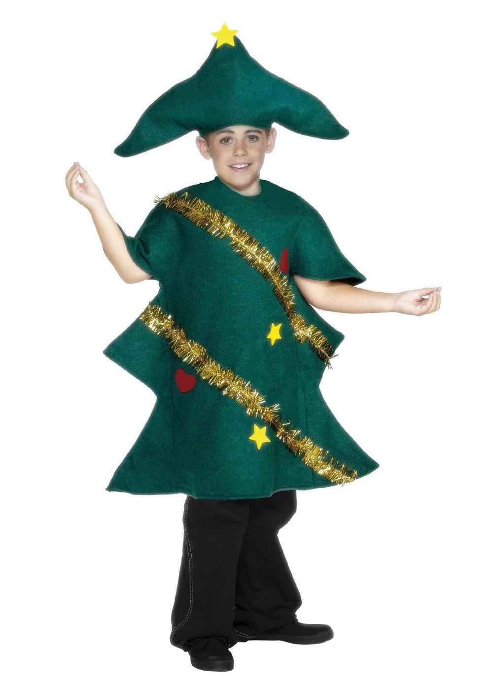 Костюм для мальчика своими руками на елку