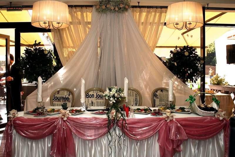 Свадебный интерьер фото