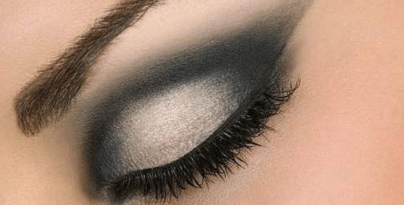 Тени макияж
