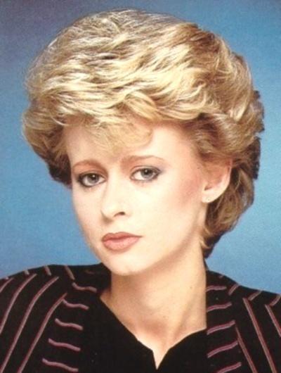 Макияж 80-90 годов женские