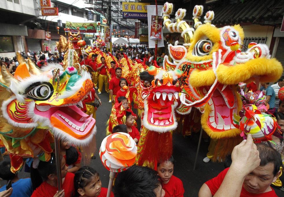 Дата начала китайский новый год
