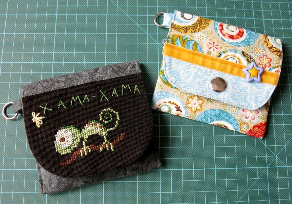Как сшить кошелек из ткани - карточка от пользователя tihon4eva в Яндекс.Коллекциях