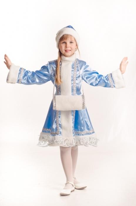 Костюм снегурочки для девочки екатеринбург