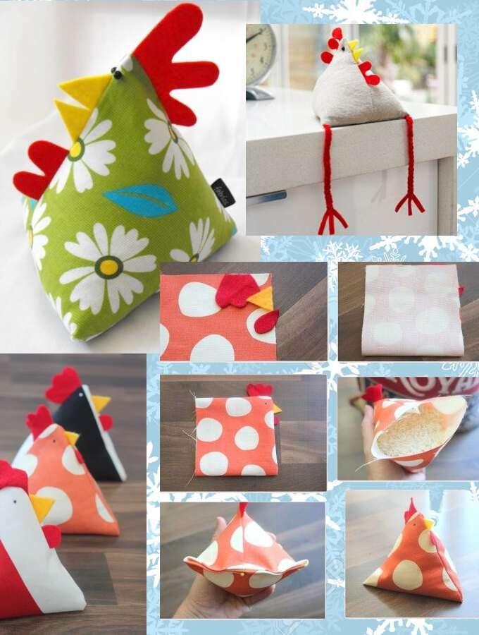 новогодние поделки своими руками из бумаги оригами видео