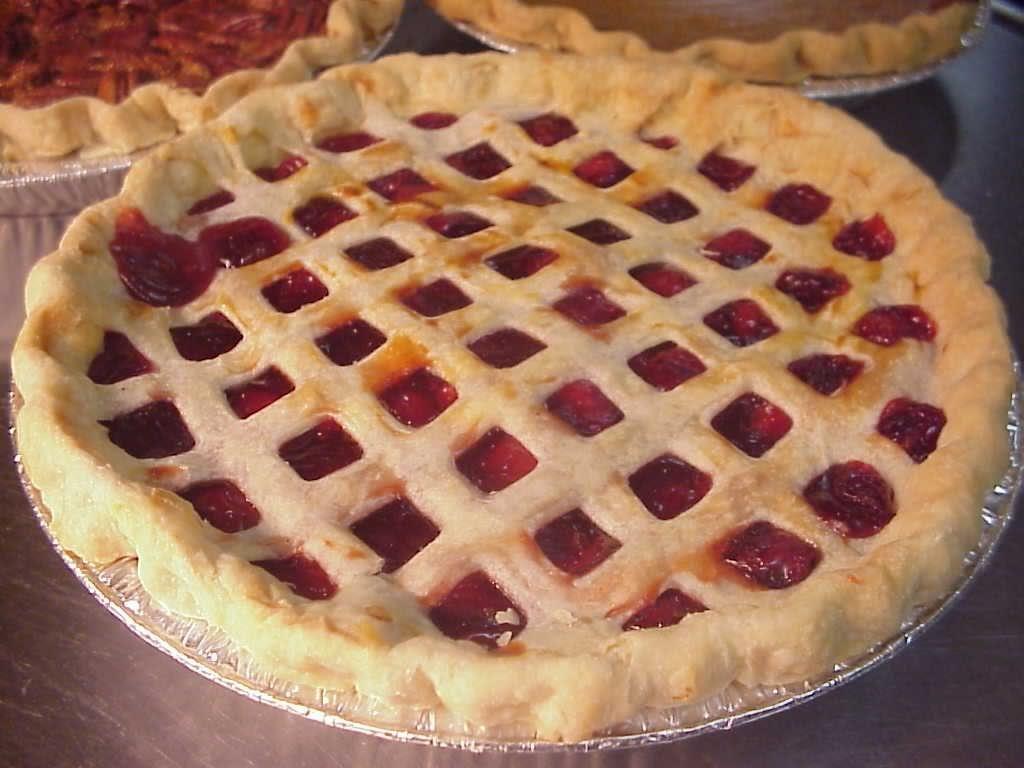 Рецепты пирогов с джемом фото