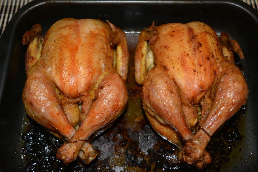Курица в духовке пошаговое приготовление