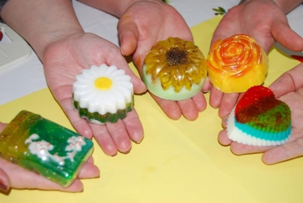 Как варить мыло в домашних условиях для начинающих из обмылков