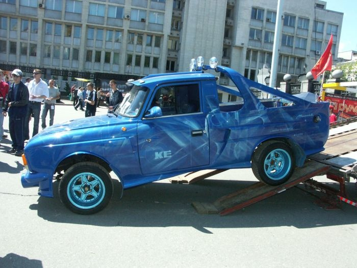 Фото авто тюнинг своими руками