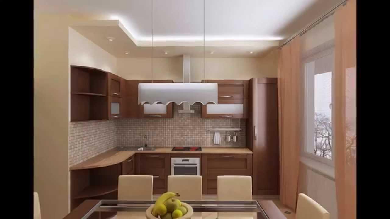 Дизайн интерьера кухни 16 кв.м