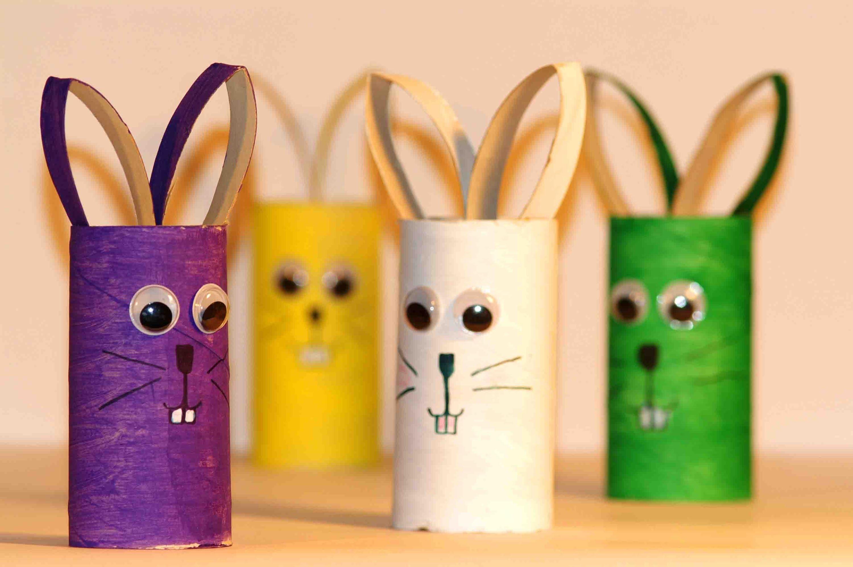 Подделки из бумаги своими руками для детей