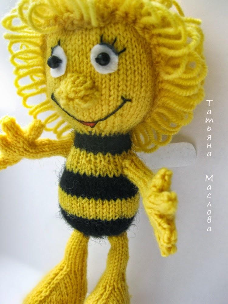 Пчёлка форум по вязанию игрушек