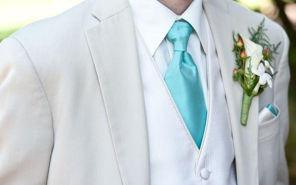 Серый галстук с чем носить