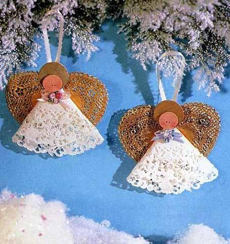 Рождественский поделки своими руками в детский сад
