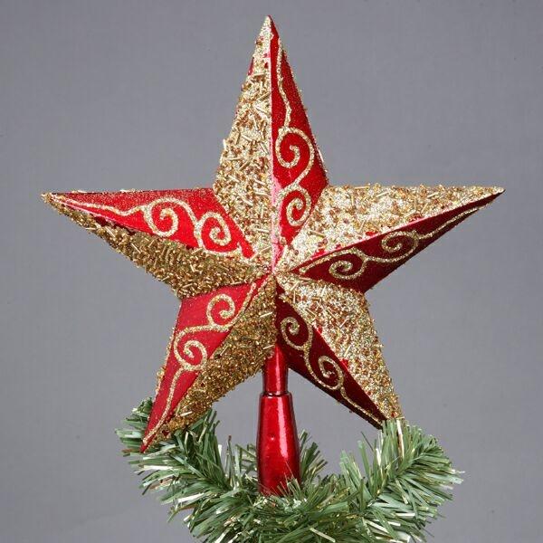 Рождественская звезда на елку