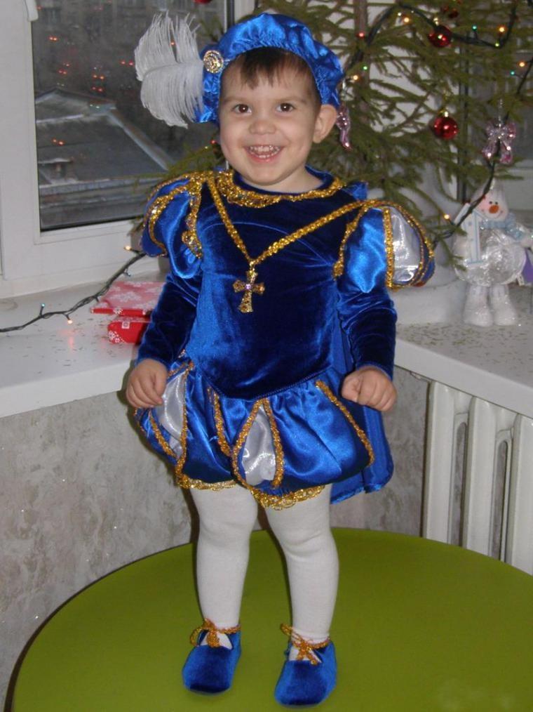 Маленький принц на новогоднем карнавале - карточка от пользователя anurovandrey в Яндекс.Коллекциях