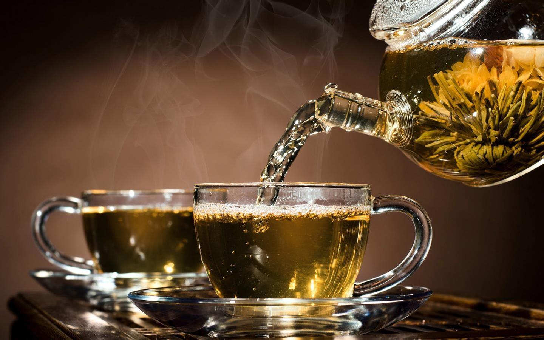 Чашка восточного чая