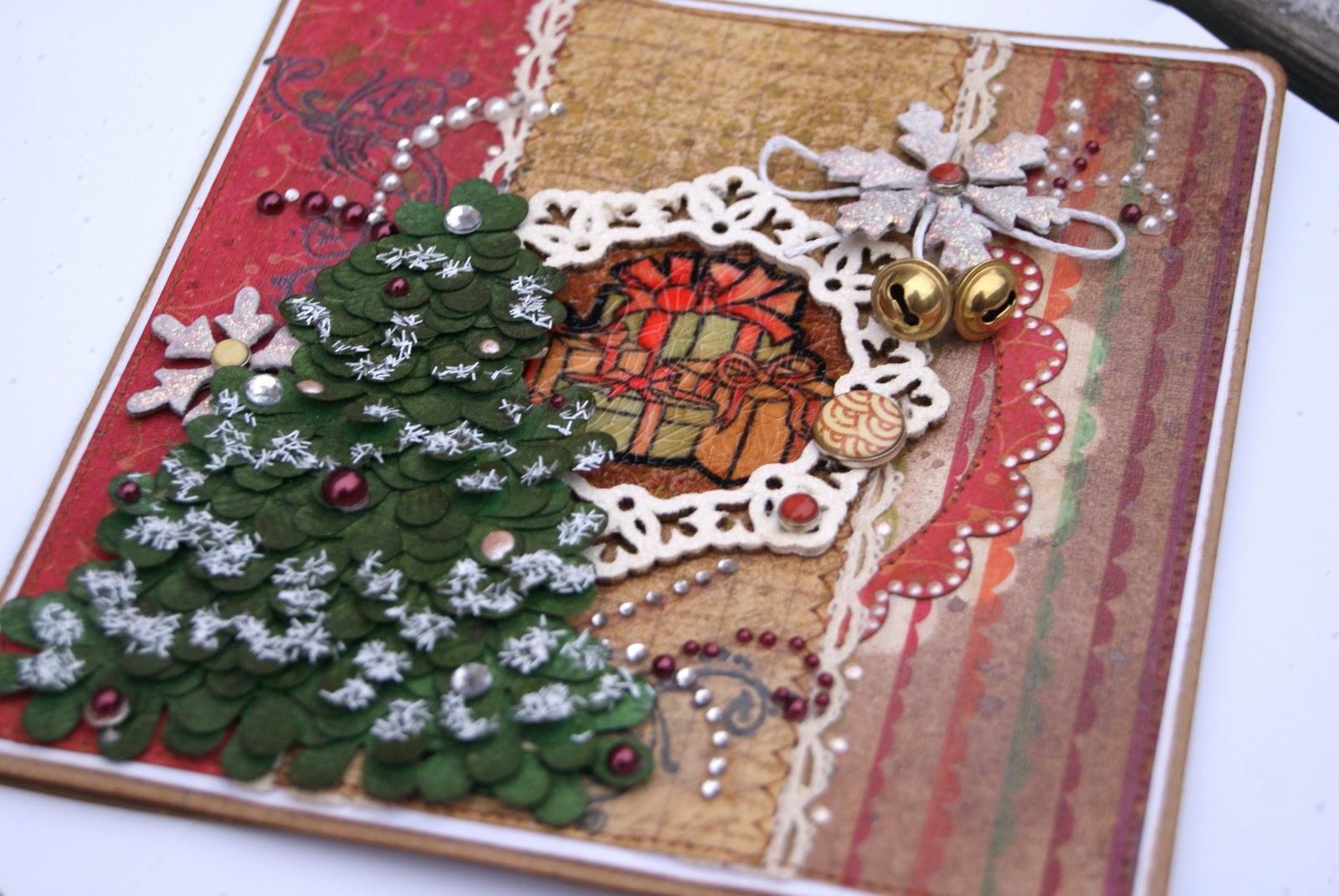 Фото открыток к новому году своими руками