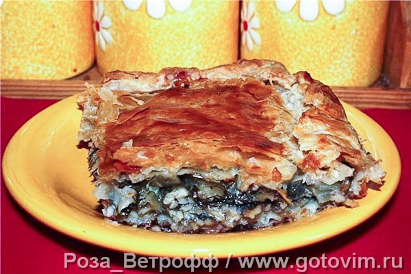 Рецепт пирог из мойвы рецепт с пошагово