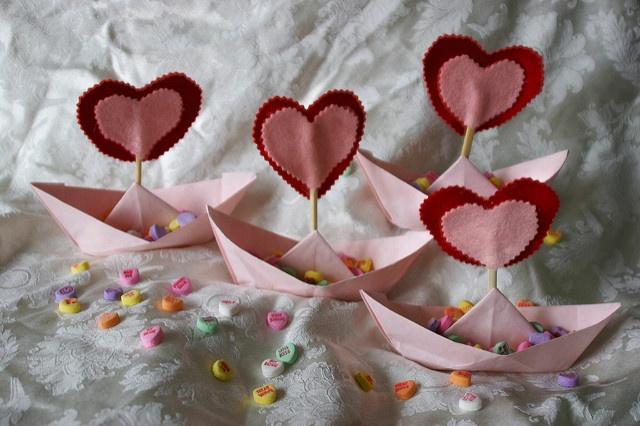 Подарки своими руками ко дню святого валентина маме