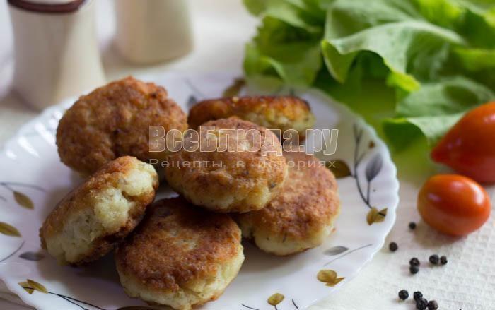 Котлеты из минтая рецепт с пошагово диетические