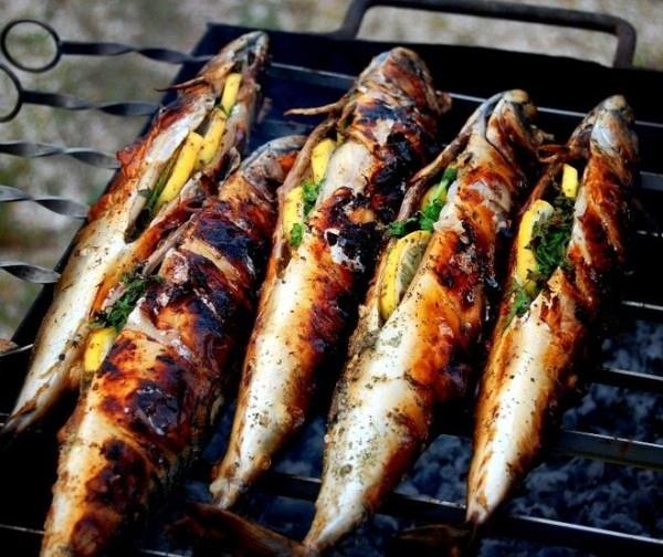 Как и какую рыбу приготовить на мангале