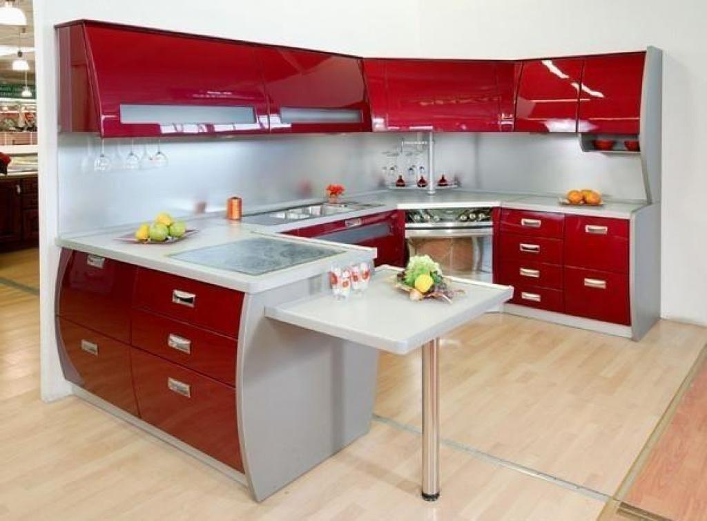 Дизайн кухни под заказ