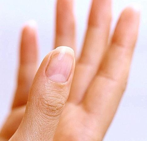 Ногти у старых людей