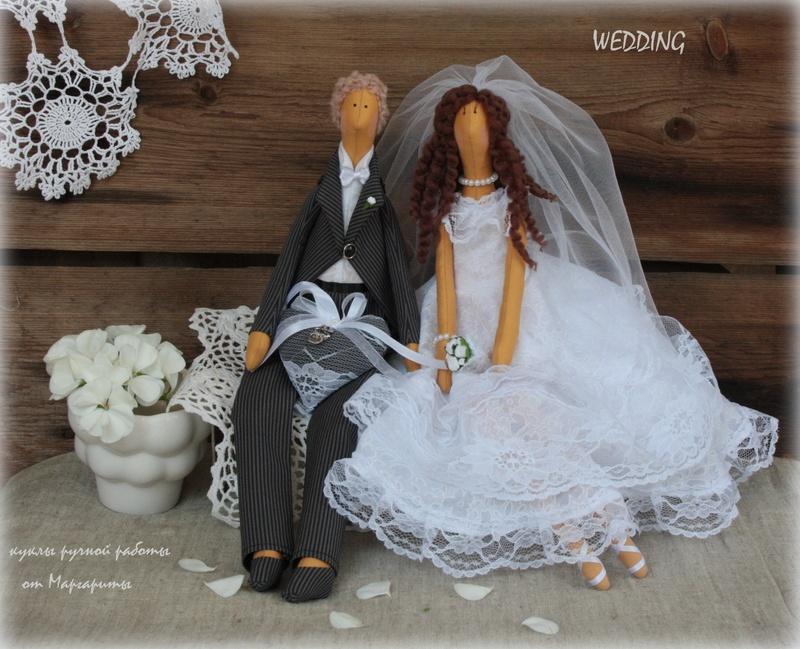 Свадебная кукла мастер-класс для