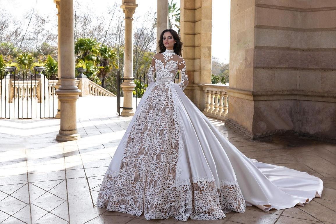 Фото дизайн свадебные платья