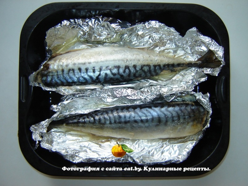 Как рыбу запечь в фольге в духовке рецепт с пошагово
