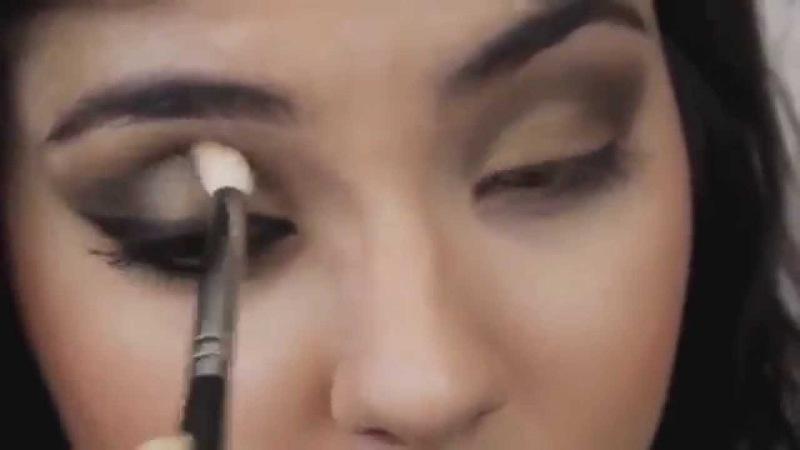 Быстрый макияж для