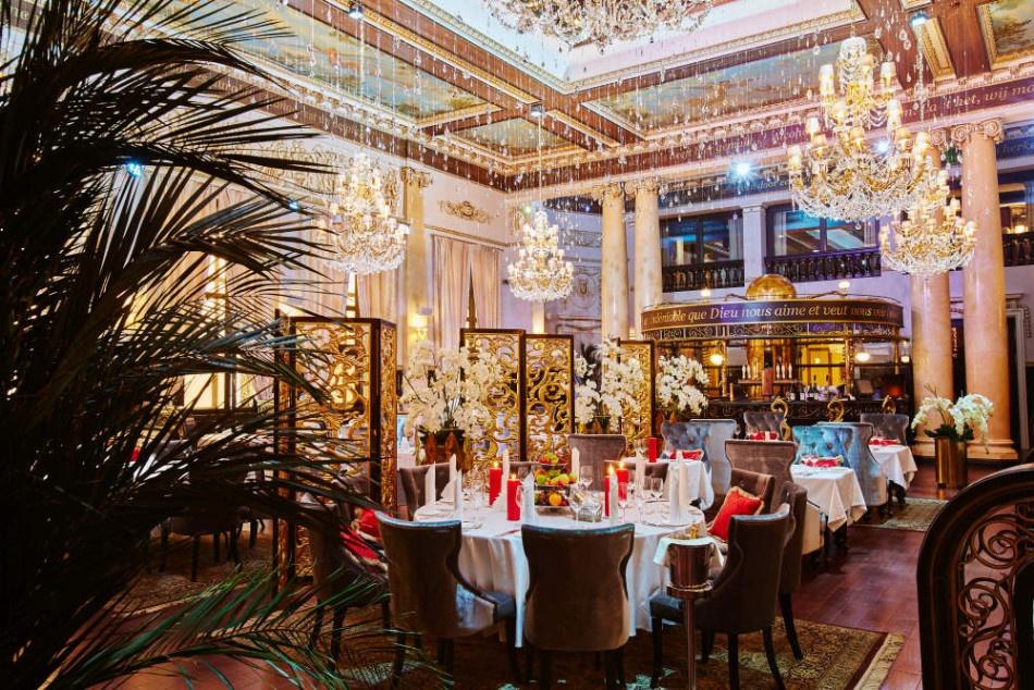 метрополь ресторан харьков фото