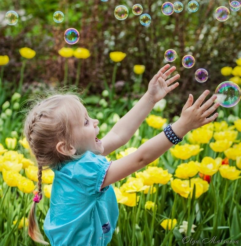 Детские идеи для на природе